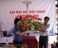 Gặp mặt hội thầy thuốc huyện Hải Hậu tại Hà Nội