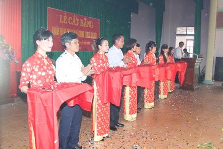 Hải Châu khánh thành Nhà văn hóa trung tâm xã