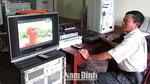 Hải Hậu nâng cao chất lượng hệ thống phát thanh, truyền thanh cơ sở