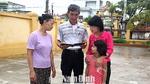Mặt trận Tổ quốc Thị trấn Thịnh Long tích cực tham gia tuyên truyền, giáo dục pháp luật