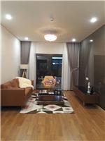Thi công đèn pha lê cho nhà mẫu căn hộ chung cư tại Hà Nội