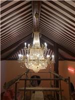Địa chỉ nào mua đèn pha lê chất lượng, uy tín ở Hà Nội?