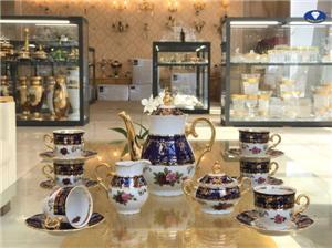 Vì sao nên mua bộ trà sứ cao cấp tại 41 Nguyễn Văn Huyên?