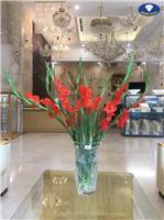 Bộ sưu tập lọ hoa pha lê trang trí ngày Tết HOT nhất