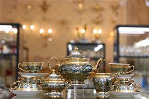 Bộ bình trà sứ cao cấp và 3 món quà ý nghĩa cho Tết Canh Tý 2020
