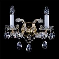 Chiêm ngưỡng 7 mẫu đèn tường trang trí phòng khách theo phong cách cổ điển