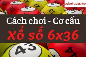 Xổ số điện toán 6x36 là gì? Cách chơi xổ số 6x36 để gặp nhiều may mắn