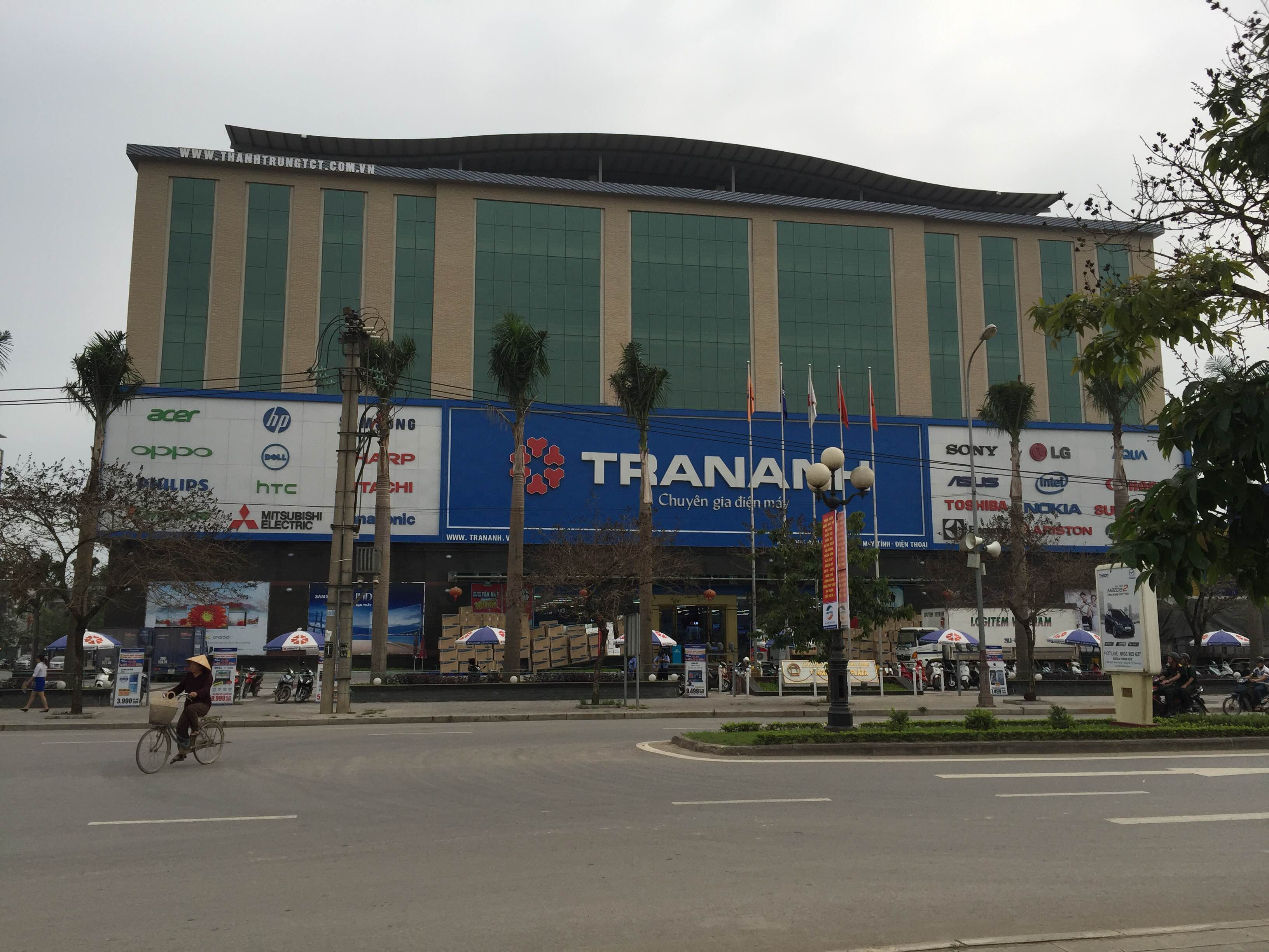 Công trình tòa nhà Thành Trung Plaza_TP Thanh Hóa