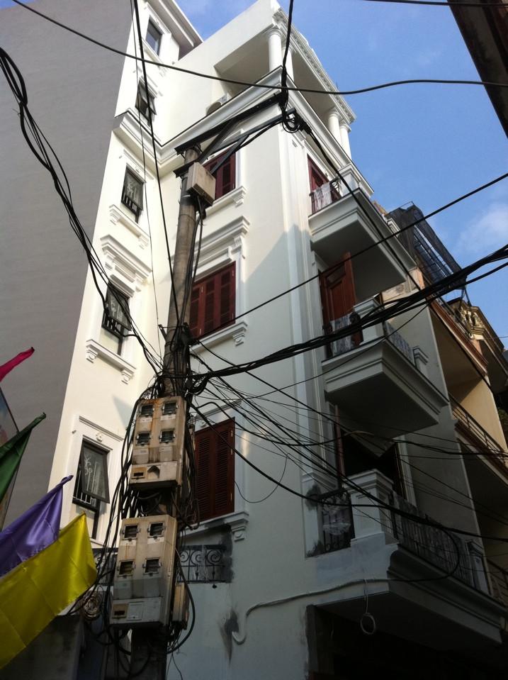 Công trình Nhà ở gia đình Ngọc Lâm Gia Lâm