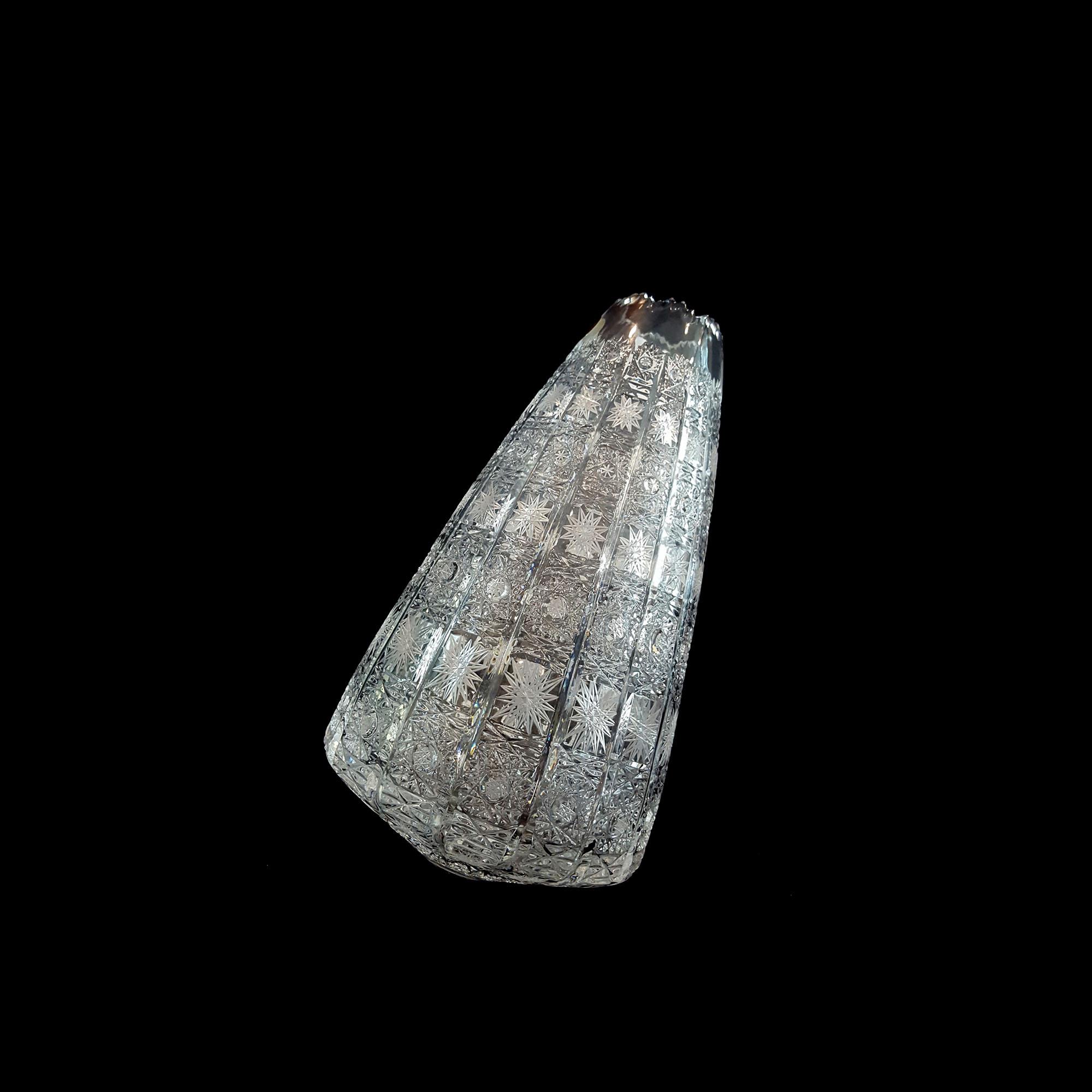 lọ hoa pha lê 80Y02/57/330