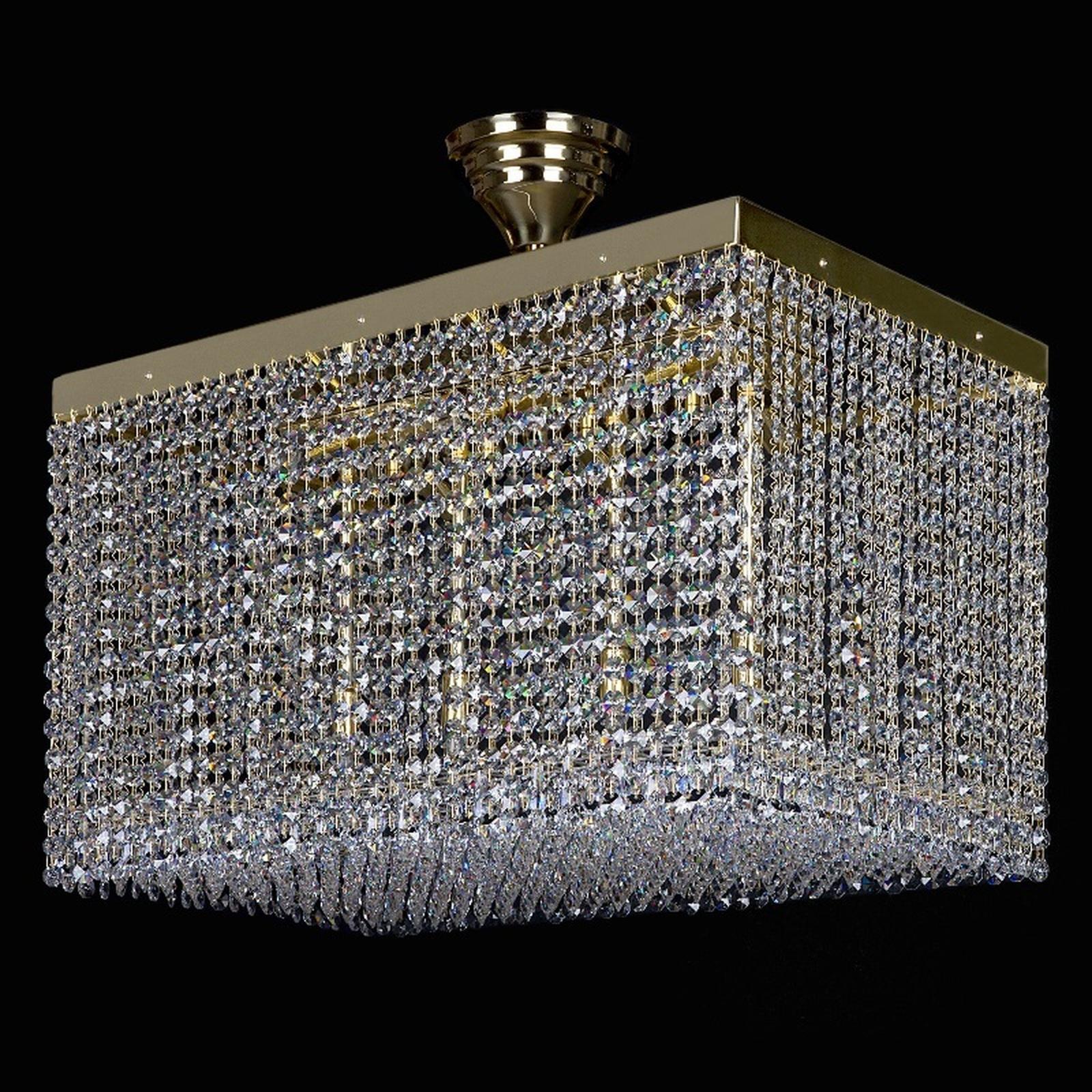 Đèn trần LEANDRA 350x600 CE