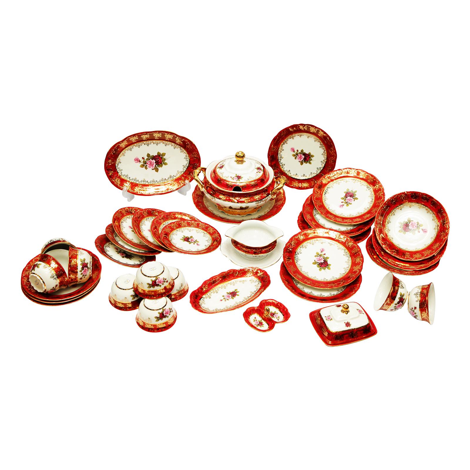 bộ đồ ăn sang chảnh từ Tiệp