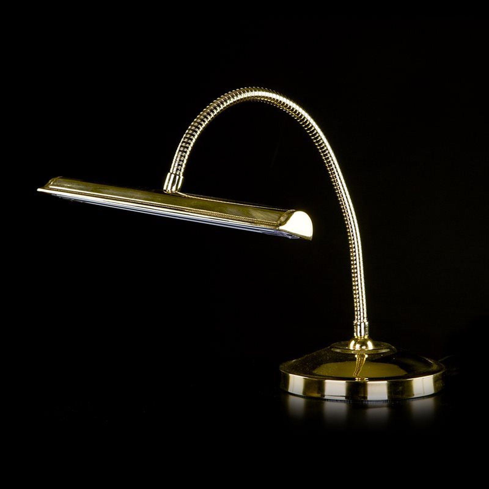 đèn bàn pha lê