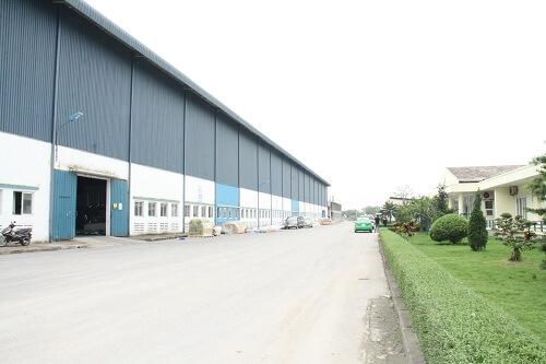 Nhà máy dệt nhuộm vải Denim Nam Định