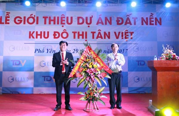 Mở bán đợt 1 đất nền Tân Việt Thái Nguyên