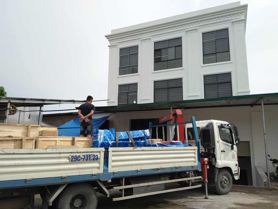 Công trình Nhà hàng Hoa Quỳnh - Bắc Ninh