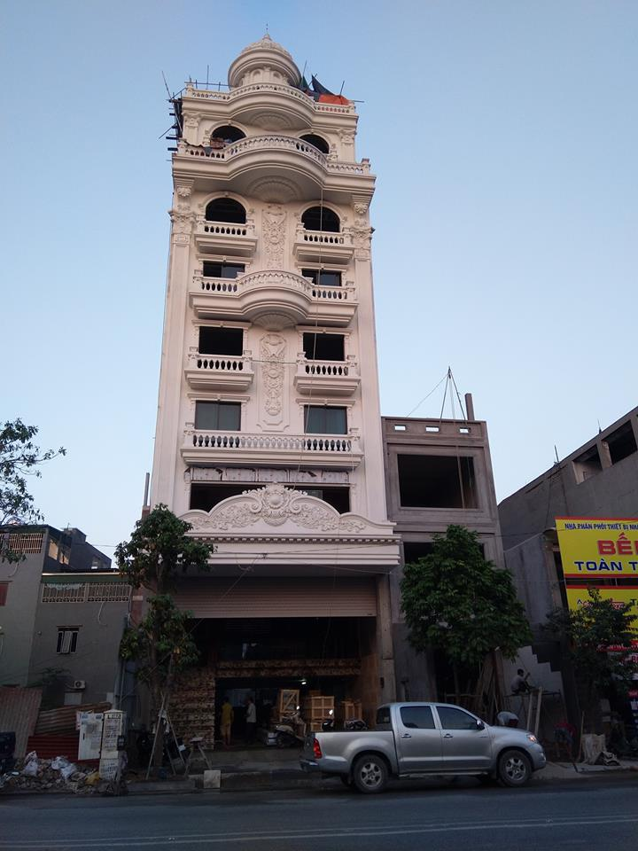 Công trình Duy Linh Building
