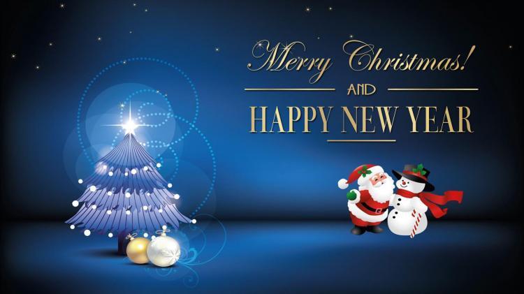 Quà tặng pha lê chúc mừng Giáng Sinh và năm mới