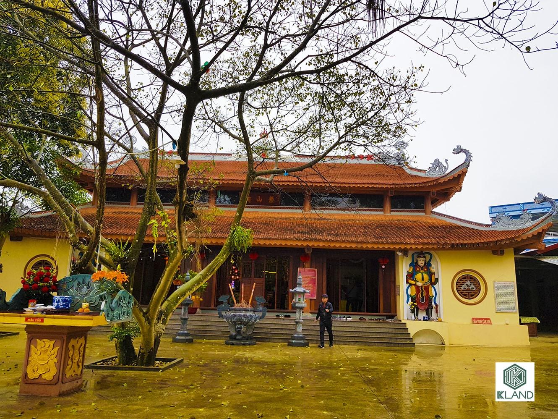 Đền Trình - Tuyên Quang