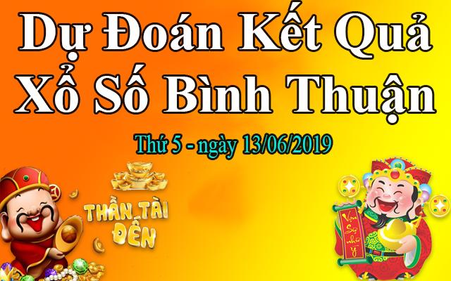 Dự Đoán XSBTH 13/06 – Dự Đoán Xổ Số Bình Thuận thứ 5 Ngày 13/06/2019
