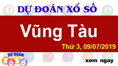 Dự Đoán XSVT 09/07/2019 – Dự Đoán Xổ Số Vũng Tàu Thứ 3 ngày 09/07/2019