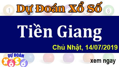 Dự Đoán XSTG 14/07/2019 – Dự Đoán Xổ Số Tiền Giang Chủ Nhật ngày 14/07/2019