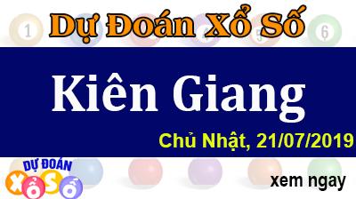 Dự Đoán XSKG 21/07/2019 – Dự Đoán Xổ Số Kiên Giang Chủ Nhật ngày 21/07/2019