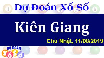 Dự Đoán XSKG 11/08/2019 – Dự Đoán Xổ Số Kiên Giang Chủ Nhật ngày 11/08/2019
