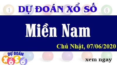 Dự Đoán XSMN - Soi cầu Xổ Số miền nam XSMN Chủ Nhật Ngày 07/06/2020
