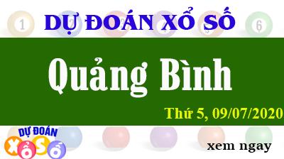 Dự Đoán XSQB – Dự Đoán Xổ Số Quảng Bình Thứ 5 ngày 09/07/2020