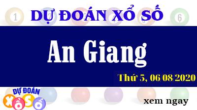 Dự Đoán XSAG – Dự Đoán Xổ Số An Giang Thứ 5 ngày 06/08/2020