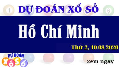 Dự Đoán XSHCM – Dự Đoán Xổ Số TPHCM Thứ 2 ngày 10/08/2020