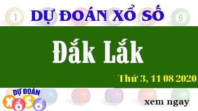 Dự Đoán XSDLK – Dự Đoán Xổ Số Đắk Lắk Thứ 3 ngày 11/08/2020
