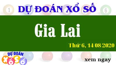 Dự Đoán XSGL – Dự Đoán Xổ Số Gia Lai Thứ 6 ngày 14/08/2020