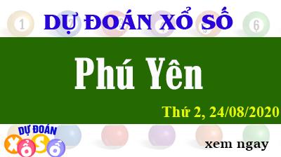 Dự Đoán XSPY – Dự Đoán Xổ Số Phú Yên Thứ 2 ngày 24/08/2020
