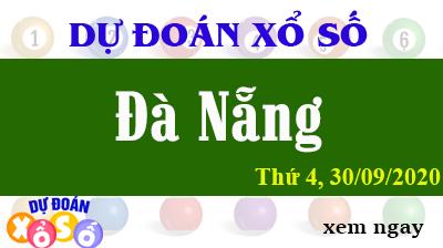 Dự Đoán XSDNA – Dự Đoán Xổ Số Đà Nẵng Thứ 4 ngày 30/09/2020