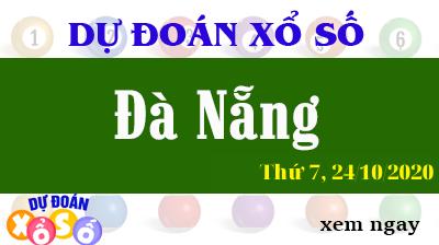 Dự Đoán XSDNA 24/10/2020 – Dự Đoán Xổ Số Đà Nẵng Thứ 7