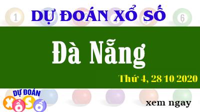 Dự Đoán XSDNA – Dự Đoán Xổ Số Đà Nẵng Thứ 4 ngày 28/10/2020
