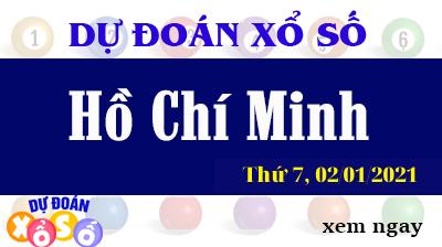 Dự Đoán XSHCM  – Dự Đoán Xổ Số TPHCM Thứ 7 ngày 02/01/2021