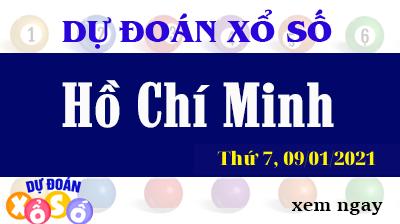 Dự Đoán XSHCM  – Dự Đoán Xổ Số TPHCM Thứ 7 ngày 09/01/2021