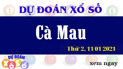 Dự Đoán XSCM – Dự Đoán Xổ Số Cà Mau Thứ 2 ngày 11/01/2021