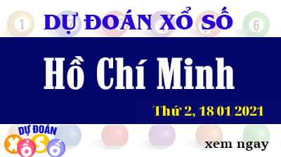 Dự Đoán XSHCM Ngày 18/01/2021 – Dự Đoán Xổ Số TPHCM Thứ 2