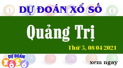 Dự Đoán XSQT – Dự Đoán Xổ Số Quảng Trị Thứ 5 ngày 08/04/2021