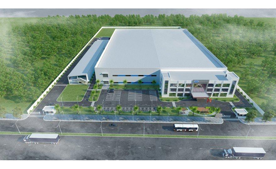 Dự án nhà máy Suga