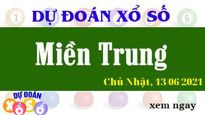 Dự Đoán XSMT Ngày 13/06/2021 - Dự Đoán KQXSMT Chủ Nhật