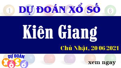 Dự Đoán XSKG Ngày 20/06/2021 – Dự Đoán KQXSKG Chủ Nhật