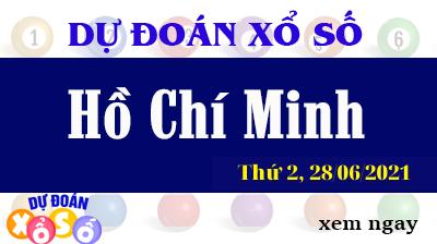 Dự Đoán XSHCM Ngày 28/06/2021 – Dự Đoán KQXSHCM Thứ 2