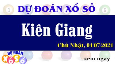 Dự Đoán XSKG Ngày 04/07/2021 – Dự Đoán KQXSKG Chủ Nhật