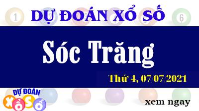 Dự Đoán XSST Ngày 07/07/2021 – Dự Đoán KQXSST Thứ 4