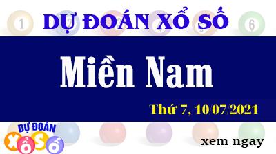 Dự Đoán XSMN ngày 10/07/2021 - Dự Đoán KQXSMN thứ 7